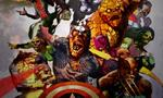 Vidéo trailer d'Halloween : Les Avengers passent en mode zombie