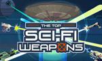 Infographie : Classement des armes les plus puissantes de la science-fiction : Faites votre choix dans cette armurerie virtuelle de destruction massive