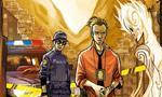Le jeu de rôle Nécropolice tire sa révérence dans une dernière publication : L'auteur du jeu répond à nos questions...