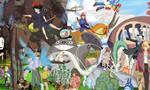 Les meilleurs films d'Hayao Miyazaki selon le staff SFU