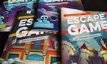 Des escape books  SF pour les plus jeunes !