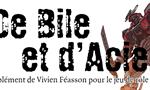 Une suite pour le jeu de rôle Perdus sous la pluie : De Bile et d'Acier...