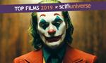 Les meilleurs films de 2019 sélectionnés par l'équipe de Scifi-universe : Retrouvez nos coups de coeur ciné de 2019...