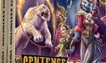 Sentence d'Extinction la nouvelle campagne pour PathFinder 2 en foulencement ce lundi 08 février à 19h00 : Un beau cirque en campagne et ce visuel exclusif de l'étui de rangement de ses livres