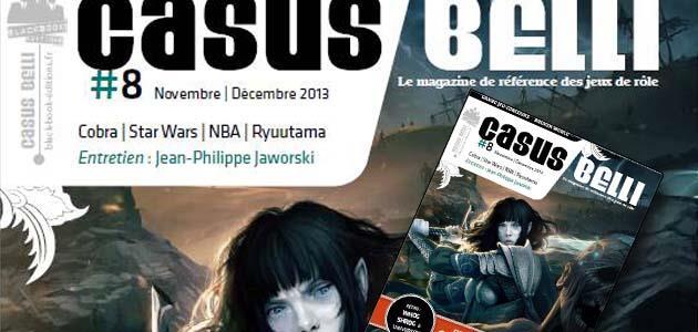 [Mise à jour] Récupérez les vieux numéros de Casus Belli et de Backstab : Entre beaucoup d'autres...