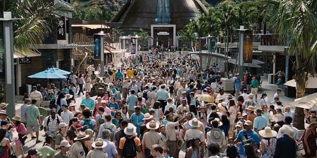 Jurassic Park 4 : le scénario du film dévoilé : ou fuite contrôlée ?