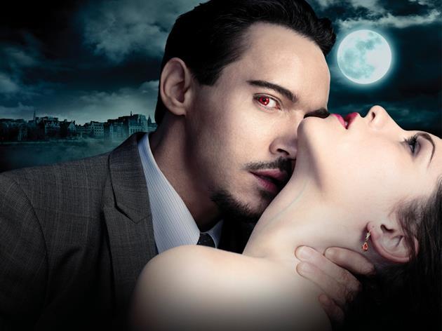 Dracula Jonathan Rhys Meyers plus sexy que jamais : Le spot promotionnel de la série par Sky