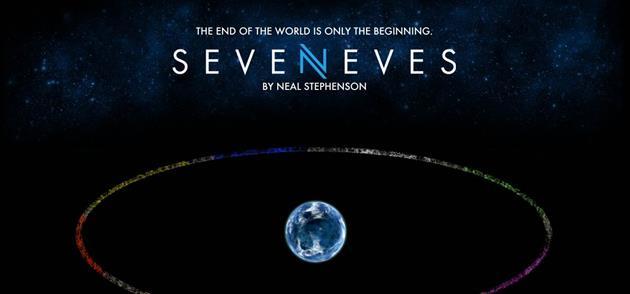 Découvrez les premiers détails de Seveneves, le prochain roman (bestseller ?) de SF de Neal Stephenson : Que restera-t-il de l'humanité après l'explosion de la Lune ?