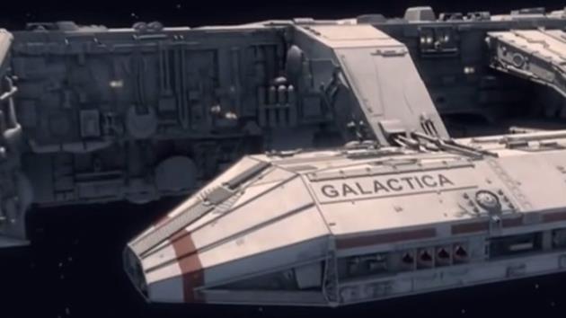 Battlestar Galactica : La série originale remasterisée avec des effets spéciaux actuels : Un essai en vidéo nous donne une idée du résultat