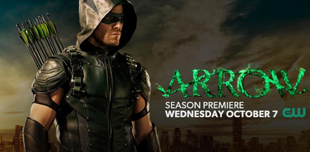 Arrow saison 4 : Le trailer qui vous transperce comme une flèche : Regardez la bande annonce de la nouvelle saison d'Arrow