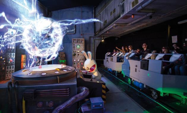 Ubisoft va ouvrir un parc à thèmes sur Assassin's Creed, les lapins crétins et autres : En 2020, va à la rencontre des lapins crétins