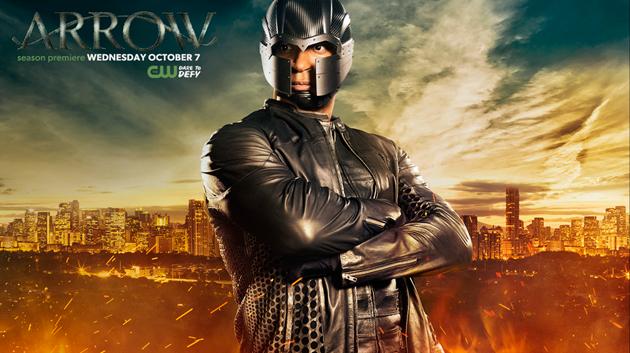 Découvrez les photos des équipiers de Diggle dans Arrow : De nouvelles images dévoilées pour la saison 4