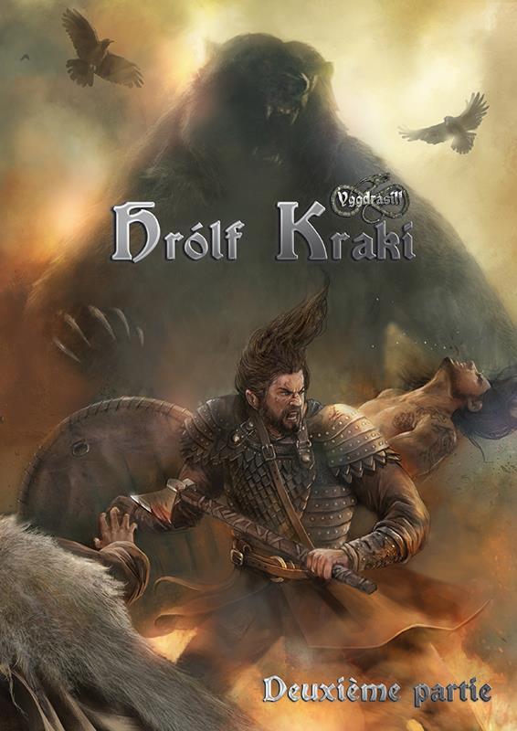 Yggdrasill, la campagne Hrolf Kraki partie 2 est disponible : Suite et fin de la campagne d'Yggdrasill
