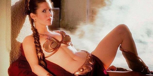 Le bikini de la princesse Leia esclave pourrait se vendre plus de 100.000$ aux enchères : C'est le résultat de la première estimation de ce trésor