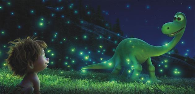 Ecoutez les dinosaures parler dans la nouvelle bande annonce de The Good Dinosaur : Trailer international #2