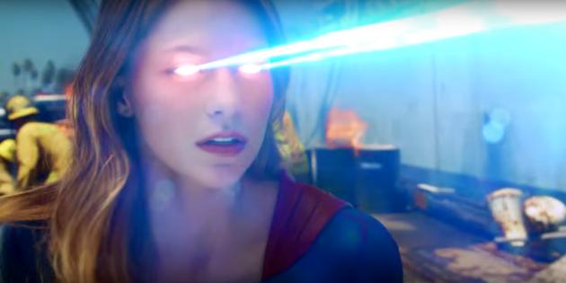 La nouvelle vidéo promo de Supergirl saison 1 révèle ses ennemis et pouvoirs : La ville a besoin d'une femme forte, voici Supergirl !