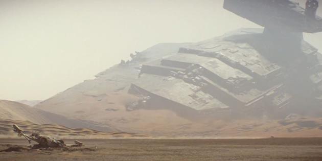 Faites le tour de Jakku dans cette vidéo à 360 degrés de Star Wars : Une vidéo immersive pour d'une minute pour se ballader