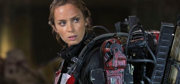 Emily Blunt parle d'une suite à Edge of Tomorrow et de Captain Marvel : Elle se dit partante, mais pour une suite intelligente