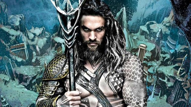 Jason Momoa déclare que son costume d'Aquaman aura un peu d'orange et de vert : On verra ça dans Batman v Superman