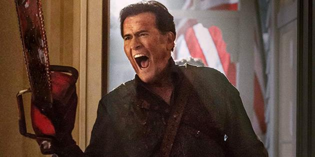 Bruce Campbell prouve qu'il est le meilleur dans cette vidéo des coulisses de Ash VS Evil Dead : Preview de la série en vidéo