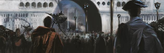 Venzia : découvrez le nouveau jeu de rôle des XII Singes : Venise façon Steampunk