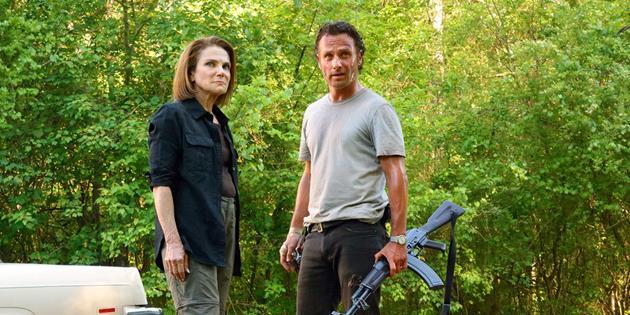 The Walking Dead Spoilers : Regard des acteurs sur la saison 6 : Comment va évoluer Rick dans la saison 6 ?