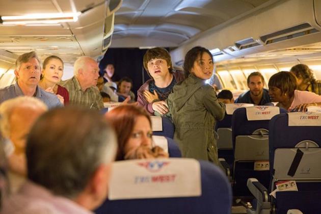 Fear the Walking Dead : le vol 462 va décoller : Attachez vos ceintures, la pandémie commence