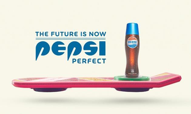 Le Pepsi Perfect de Retour vers le Futur sortira officiellement le 21 octobre : Et les fans de la trilogie vont se mettre à boire