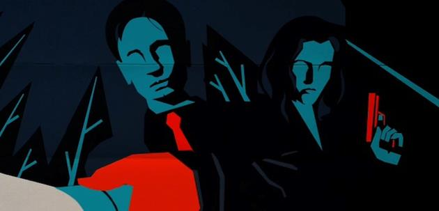 Une vidéo teaser animée pour les X-Files : Question de fond : devons-nous réouvrir les X-Files ?