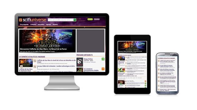 SFU devient responsive et améliore votre expérience mobile : Vous n'aurez plus peur de venir chez nous sur tablette et mobile
