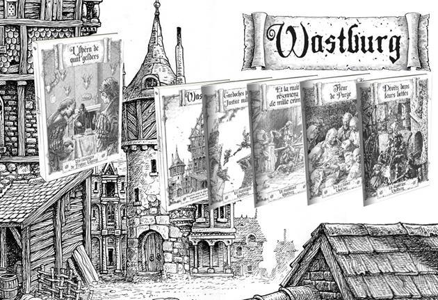 Portrait de famille : Wastburg : Petit jeu est devenu (très) grand...