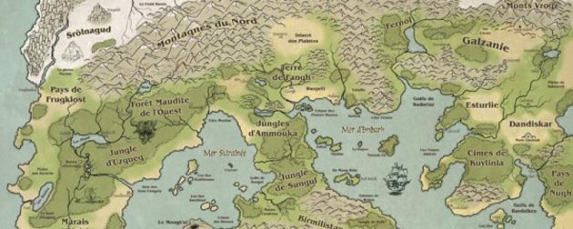 Un jeu de rôle pour Le Donjon de Naheulbeuk : Retour aux sources...