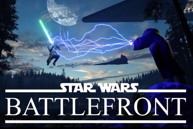 La bande annonce officielle explosive de Star Wars Battlefront  : Un trailer dévoilé lors de la conférence Sony à la Paris Games Week 2015