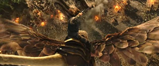 Un pré-trailer pour le film Warcraft : La bande annonce est toujours prévue pour vendredi