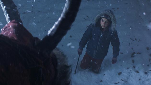 Krampus s'affiche et vous surveille pour Noël : Alors ne faites pas les malins