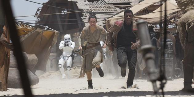 Premier spot TV pour Star Wars Le Réveil de la Force : De nouvelles images centrées sur la nouvelle génération