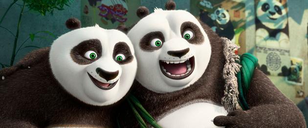 Kung Fu Panda 3 : une nouvelle bande annonce VOST/VF : Petit panda deviendra grand... maitre...