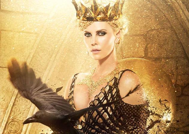 4 posters de personnages et 1 teaser pour Le Chasseur et la Reine des Glaces : Un avant goût de la bande annonce qui arrive