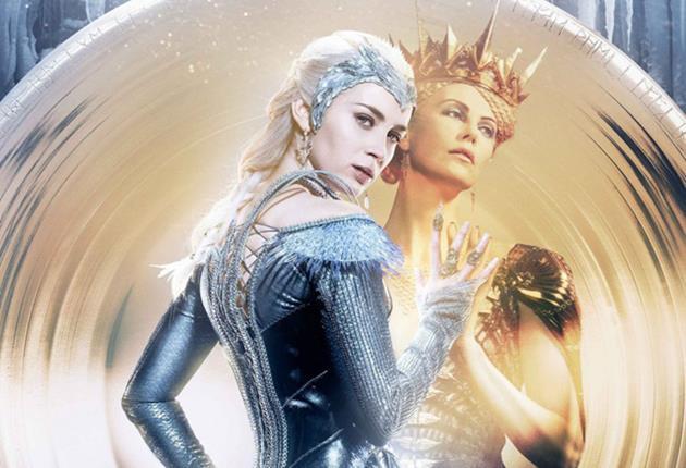 Le Chasseur et la Reine des Glaces la bande annonce : Miroir, miroir, dis moi qui va gagner ?