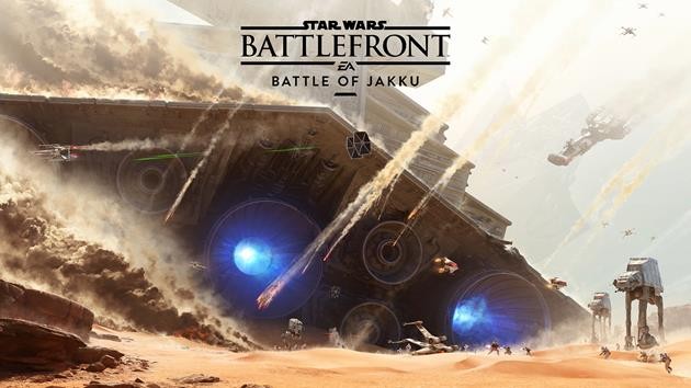 Star Wars Battlefront la bande annonce et la bataille de Jakku sortent aujourd'hui : Découvrez la bataille qui se déroule 29 ans avant les évènements du Réveil de la Force