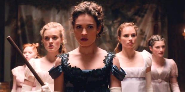 La vidéo qui présente l'origine d'Orgueil et Préjugés et Zombies : Comment les zombies arrivent jusqu'à Mr Darcy