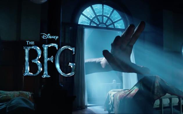Un Bon Gros Trailer pour le futur Bon Gros Géant de Steven Spielberg : Respecter les consignes de la nuit ou gare au croquemitaine