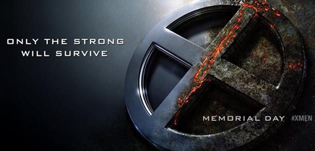 X-Men Apocalypse, une bande annonce d'enfer entre fin du monde et des mutants : Seuls les plus forts vont survivre