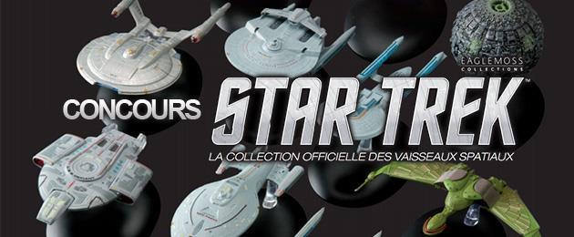 Gagnez 5 maquettes officielles de vaisseaux de Star Trek : Participez pour décorer votre intérieur comme un Borg