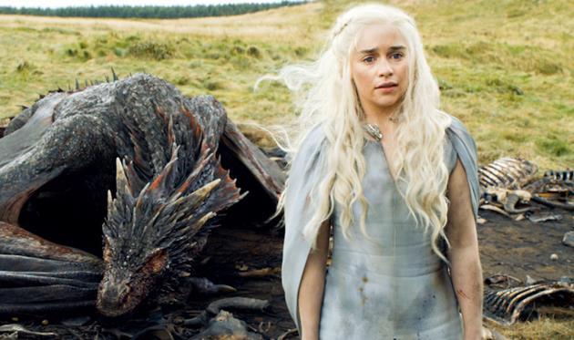 Le livre final de Game of Thrones ne sortira pas avant la saison 6 de la série : Le sixième livre de George R.R. Martin, The Winds of Winter, ne sera pas terminé avant la diffusion de la prochaine saison de Game of Thrones sur HBO.