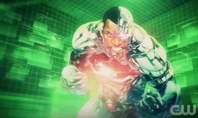 Cyborg, la présentation du personnage à la soirée Dawn of the Justice League : Un homme plus proche de la machine que de l'humain