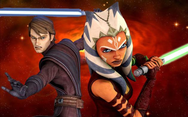 Star Wars Clone Wars disponible en intégralité sur Netflix : C'est le moment de suivre les aventures d'Anakin Skywalker et Ahsoka Tano