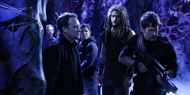 Stargate Atlantis revient avec le nouveau comics Return to Pegasus : Après le film et la série Stargate, la porte des étoiles s'ouvre sur un nouveau média