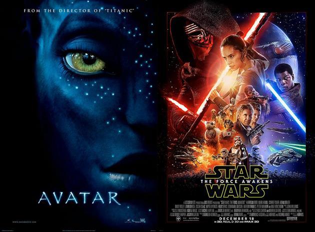 Pourquoi Star Wars ne battra pas Avatar au box-office mondial ? : Retour sur les chiffres de ces mastodontes du cinéma