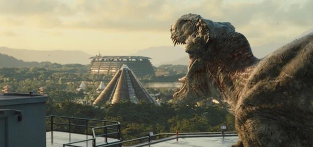 Les effets visuels de Jurassic World décortiqués en vidéo : Pour comprendre comment sont faites les scènes avec les dinosaures de Jurassic World